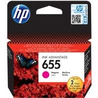 Tusz HP 655 (CZ111AE) purpurowy 600str 3520/3525/4615/4625/5525/6525