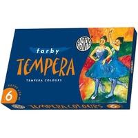 Farby TEMPERA 6 kol.A'20 tuba 83419901