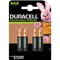 Akumulatorek DURACELL AAA/HR03 800/850mAh B4 4620133 (4szt.)