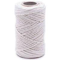 Sznurek wędliniarski/bawełniany biały 100g/70m