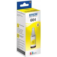 Tusz EPSON T6644 (C13T66444A) żółty 6500str/70ml