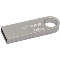 Pamięć USB KINGSTON 16GB USB 2.0 DTSE9H