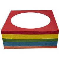 Koperty na CD z okienkiem kolorowe (100sztuk) 5053 ESPERANZA