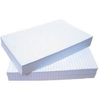 Papier do pisania A3 kratka 500ark.65g. UNIPAP