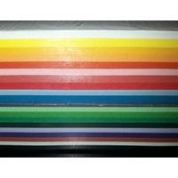 Papier xero A4 mix 21 kolorów/500ark.GIMAR
