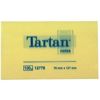Bloczek samoprzylepny TARTAN 76x127 12776 FT510001850 3M