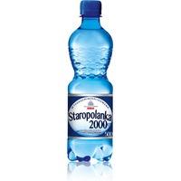 Woda mineralna STAROPOLANKA 2000 0, 5l (12) lekko gazowana