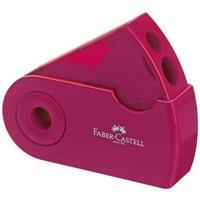 Temperówka podwójna w obudowie SLEEVE czerwona/niebieska FC182701 FABER CASTELL