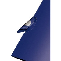 Skoroszyt z klipsem LEITZ STYLE niebieski ColorClip 41650069