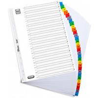 Przekładki kartonowe A4 MYLAR 1-31 numeryczne wzmocnione ELBA 100204620