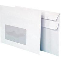 Koperta C6 SK biała okno Lewe (25) NC