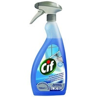 Płyn do mycia szyb CIF 750 ml 7518650 Window&multisurface cleaner