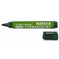 Marker D.RECT permanentny okrągły zielony 2160 101114 LEVIATAN