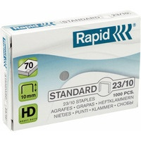 Zszywki 23/10 1M 1000szt Stand RAPID 24869300