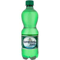 Woda mineralna STAROPOLANKA 2000 0, 5l(12)gazowana