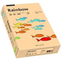 Papier xero kooorowy A4 80g RAINBOW R40 łosiosiowy 88042497