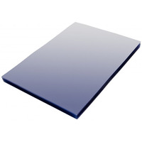 Folia do bindowania A4 DATURA/NATUNA przezroczysta 0.20mm 100szt.