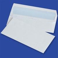 Koperty DL SK białe 75g (1000szt.) NC samoklejące 11221000