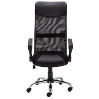 Krzesło obrotowe HIT W-03 czarne NOWY STYL