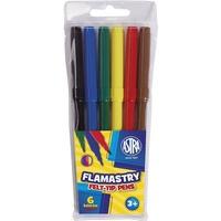 Flamastry 6 kolorów 314116002 ASTRA