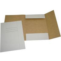 Teczka do akt osobowych na gumkę biała (50) 1824-333-014 WARTA