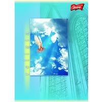 Zeszyt A5 60k kr.RELIGIA laminowany kratka *3036
