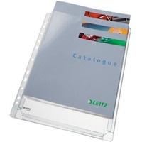 Koszulki groszkowe na katalogi A4 LEITZ 47561003