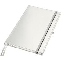 Notatnik twardy LEITZ STYLE A4 kratka biały 44760004