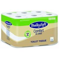Papier toaletowy BulkySoft Comfort de-inked EKOLOGICZNY 2w. 20m; 66996