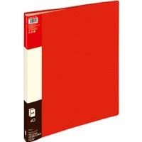 Teczka ofertowa 40kosz.czerwon 9004A 120-1198 GRAND