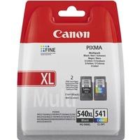Tusz CANON (PG-540XL+CL-541XL/5222B013AA) czarny+kolor 2szt
