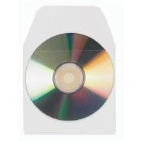 Samoprzylepna kieszeń na CD z zamknięciem 3L 127x127mm 6832-10 3L