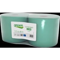 Czyściwo Green 250/1 zielona makulatura (op 2szt) ELLIS 9041
