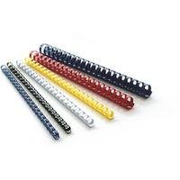 Grzbiet do bindowania DATURA/NATUNA 14mm (100szt) niebieski
