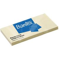 Bloczek smoprzylepny 50x40 100k.żółty (3) 400086386 BANTEX