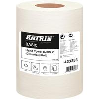 Ręcznik w rolce 2w biały S2 BASIC KATRIN 185mmx70m 431482/433283