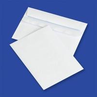 Koperty C6 SK białe (25szt.) NC samoklejące