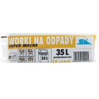 Worki na śmieci 35L 15szt/op