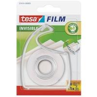 Taśma biurowa TESA INVISIBLE 19x10m z dyspenserem 57660-00000-01