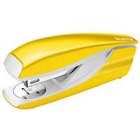 Zszywacz 55021 LEITZ WOW żółty 24-26/6 30k średni metalowy 55021016