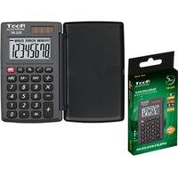 Kalkulator kieszonkowy TOOR TR-225 8-poz. z klapką 120-1856