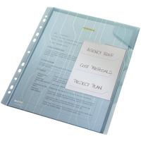 Folder LEITZ Combifile z przekładkami niebieski folia (3szt) 47290035