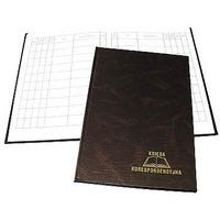 Książka korespondencyjna 192k brązowa 229-016 WARTA