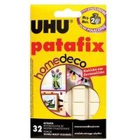 Masa samop.PATAFIX HOMEDECO UHU 40015 do 2kg (32kwadraty)