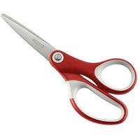 Nożyczki tytanowe LEITZ 150mm czerwone 54156025