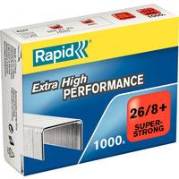 Zszywki RAPID Super Strong 26/8+ 1M 24861600