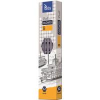 Ołówek PIXELL heksag.B (12) KV060-B TETIS