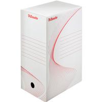 Pudło archiwizacyjne ESSELTE BOXY 150mm białe 128602
