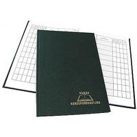 Książka korespondencyjna 300k zielona 229-018 WARTA
