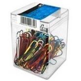 Spinacze VICTORY kolorowe 26mm 100szt pudełko magnetyczne V066T26KM100 99